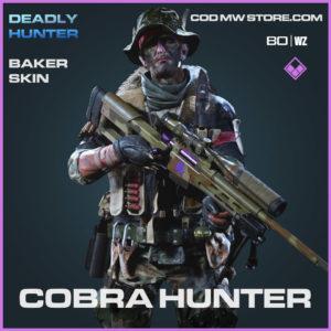 Cobra-Hunter