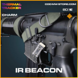 IR Beacon charm in Cold War and Warzone