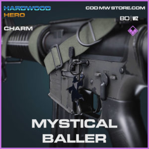 mystic baller charm in Cold War and Warzone