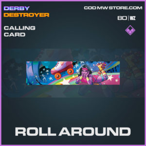 Roll Around calling card in Cold War and Warzone