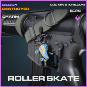 Roller Skate charm in Cold War and Warzone