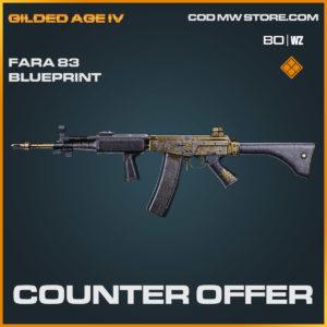 counter offer fara 83 blueprint