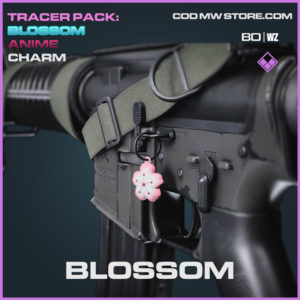 Blossom charm in Cold War and Warzone