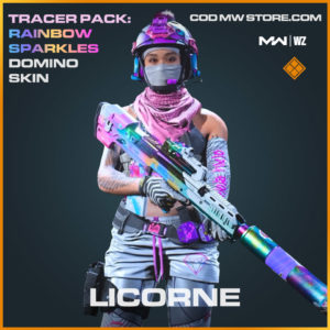 Licorne Domino skin in Warzone and Modern Warfare