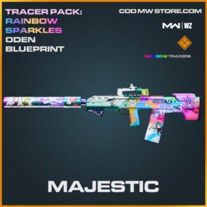 Majestic Oden blueprint skin in Warzone and Modern Warfare