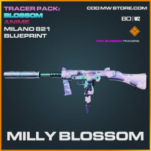 milly blossom milano 821 blueprint in Cold War and Warzone