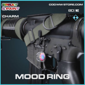 Mood Ring charm in Cold War and Warzone