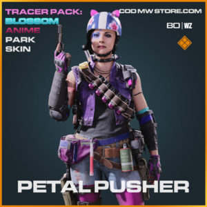 petal pusher park skin in Cold War and Warzone