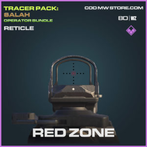 Red Zone reticle in Cold War and Warzone