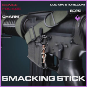 Smacking STick charm in Cold War and Warzone