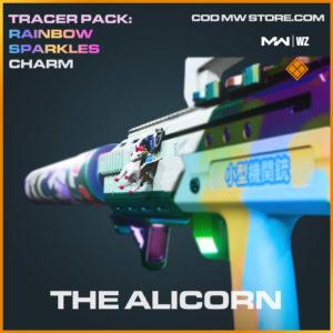 The Alicorn charm in Warzone and Modern Warfare