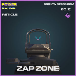 Zap Zone Reticle in Cold War and Warzone