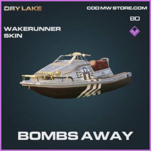 bombs away wakerunner skin in Cold War