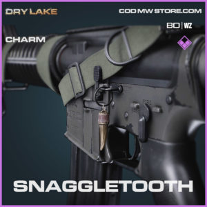 snaggletooth charm in Cold War and Warzone