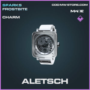 Aletsch charm in Modern Warfare and Warzone