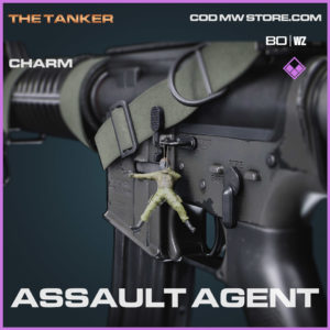 assault agent epic charm in Cold War and Warzone