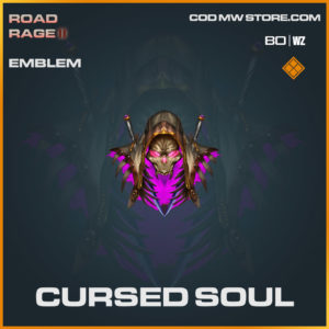 Cursed Soul emblem in Warzone and Cold War