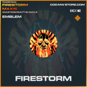 Firestorm emblem in Warzone and Cold War