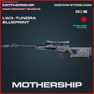 Mothership LW3-Tundra in Warzone and Cold War