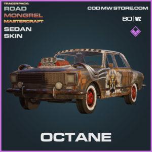 Octane Sedan skin in Cold War