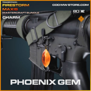 Phoenix Gem charm in Warzone and Cold War