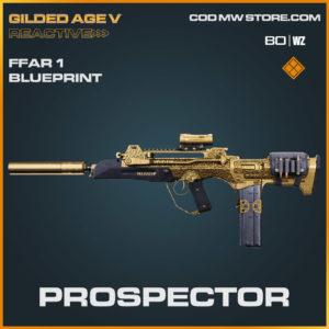 Prospector FFAR 1 blueprint skin in Cold War and Warzone