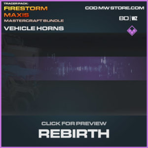 Rebirth Vehicle Horns in Warzone and Cold War