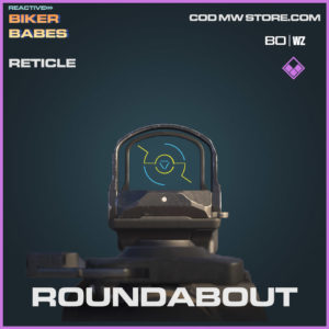 Roundabout reticle in Warzone and Cold War