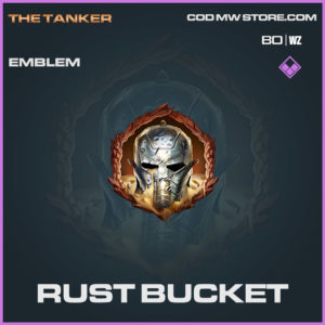rust bucket epic emblem in Cold War and Warzone