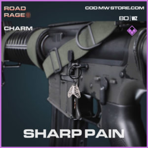 Sharp Pain charm in Warzone and Cold War