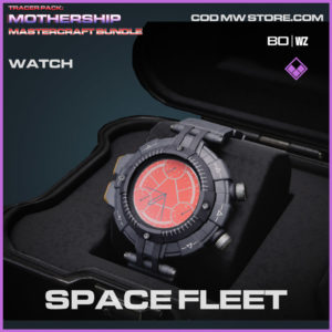Space Fleet watch in Warzone and Cold War
