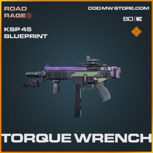 Torque wrench KSP 45 blueprint skin in Warzone and Cold War