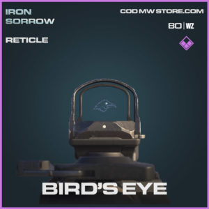 Bird's Eye reticle in Warzone and Cold War