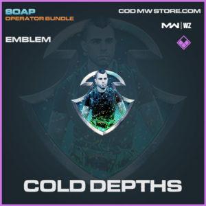 Cold Depths emblem in Warzone and Modern Warfare