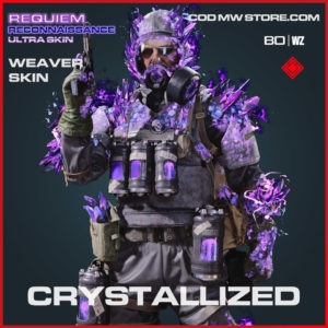 crystallized ultra weaver skin in Warzone and Cold War