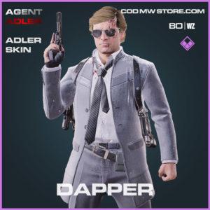 Dapper adler skin in Warzone and Cold War