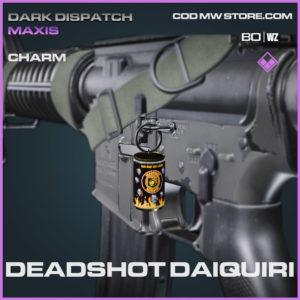 Deadshot Daiquiri charm in Warzone and Cold War