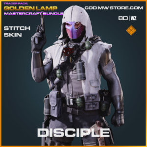 Disciple Stitch skin in Warzone and Cold War