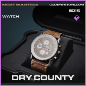 Dry County watch in Warzone and Cold War