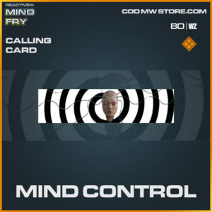 Mind Control calling cad in Warzone and Cold War