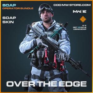 OVer The Edge Soap Skin in Warzone and Modern Warfare