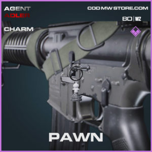 Pawn charm in Warzone and Cold War