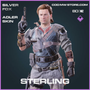 Sterling Adler skin in Warzone and Cold War