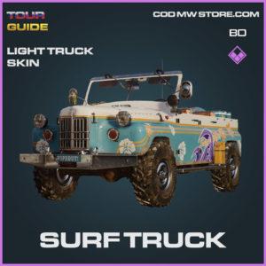Surf Truck Light Truck in Cold War