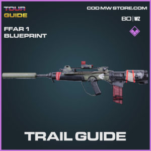 Trail Guide FFAR 1 Blueprint skin in Warzone and Cold War