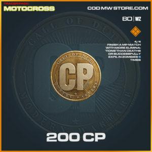 200 CP