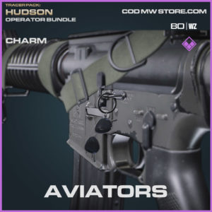Aviators charm in Warzone and Cold War