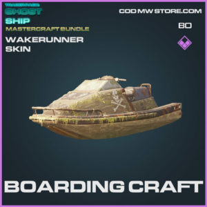 Boarding Craft wakerunner skin in Cold War