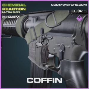 Coffin charm in Warzone and Cold War