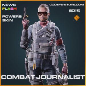 Combat-Journalist